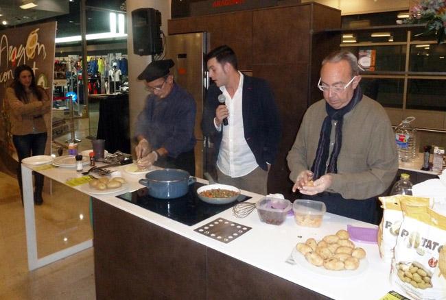 Patatas Gómez en Aragón con gusto