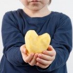 La patata es rica en potasio y previene la hipertensión