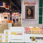 Expositor de Patatas Gómez en Fruit Attraction 2014