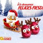 Patatas Gomez Felicitacion