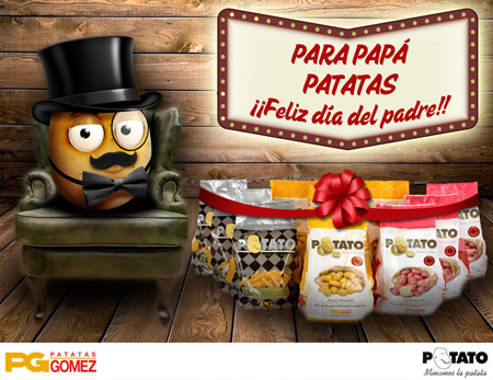 Patatas para papá