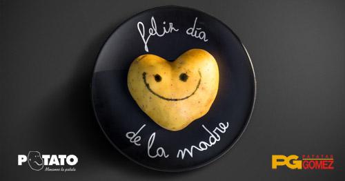 Patatas Gómez Día de la Madre
