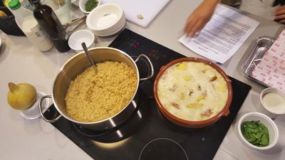 La calidad de patatas g mez con los grandes de la cocina - Cocina con clase ...