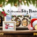 Patatas Gómez Feliz Navidad