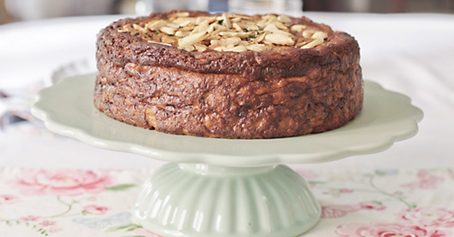 Recetas con patatas cocidas: pastel de patatas viudas
