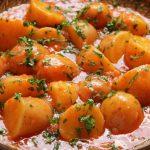 Recetas con patatas cocidas: patatas viudas
