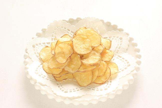 Cortes de patatas: patatas chips