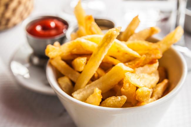 Cortes de patatas: patatas españolas