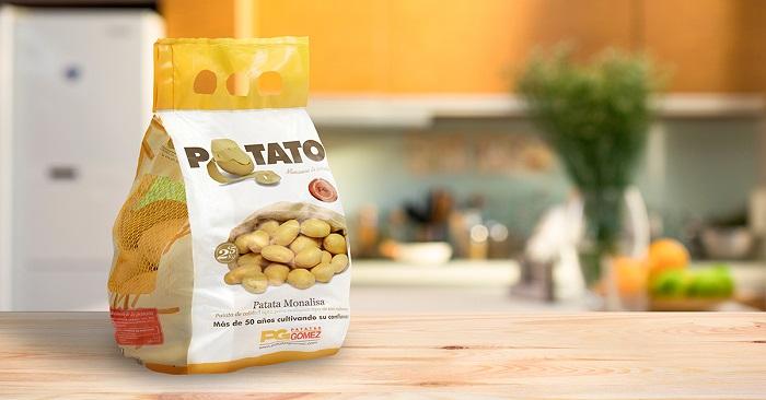 patatas Monalisa de Potato