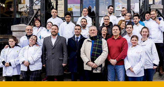 Patatas Gómez colabora con el Club Inclucina