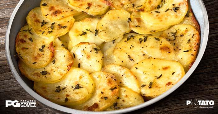 Patatas pommes Anna