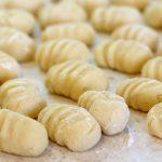 Gnocchis de patata 100% italianos