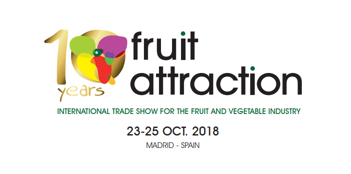 Logo Fruit Attraction 2018