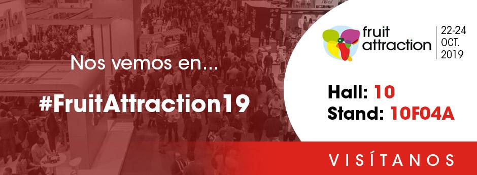 Patatas Gómez en Fruit Attraction 2019